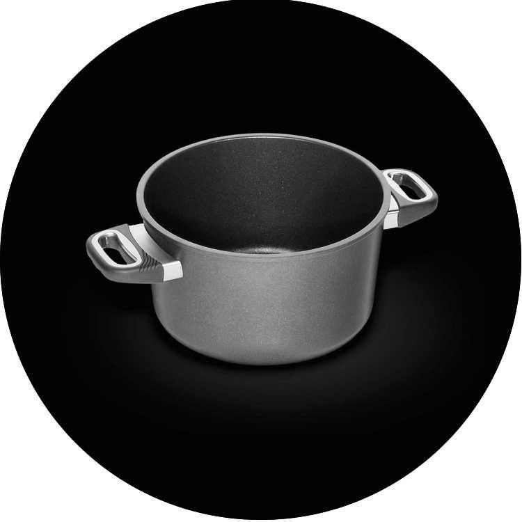 AMT Gastroguss Pressure Cooker Exclusive 3,5LT 24cm Çap