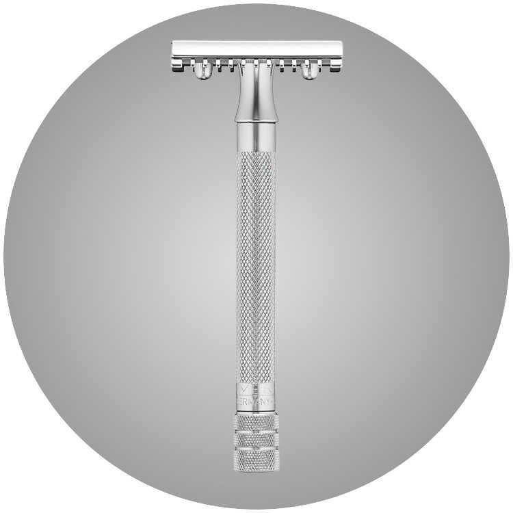 Merkur Solingen 25C Jiletli Tıraş Makinesi